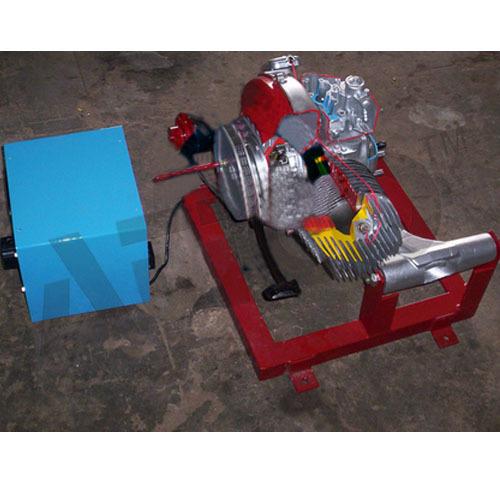 2 Stroke Petrol Engine Motorized