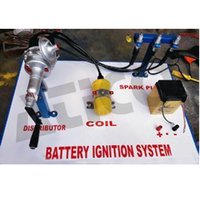 Battery Ignition System