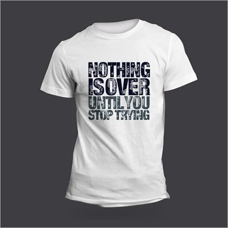 Half Sleeve Printed T-Shirts