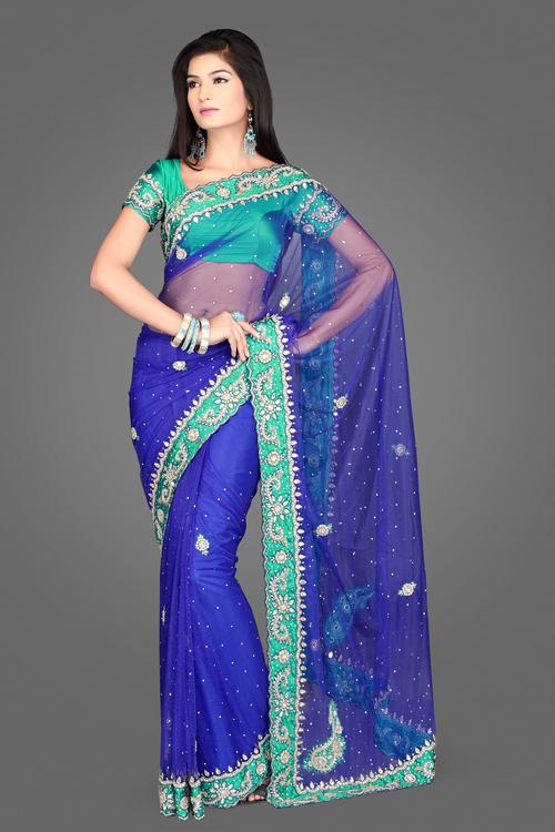 Fancy Wear Saree