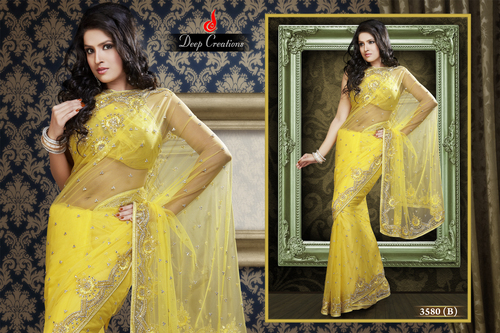 FANCE WEAR SAREE
