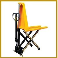 High Lift Scissor Truck Manual