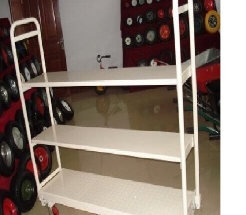 Three Shelves Platform Trolley Ph1660