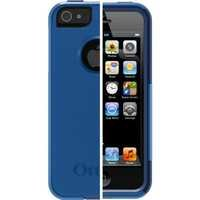 Commuter Series Case - Ocean Blue / Night Blue Sky for iPhone 5