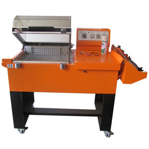2 in 1 Shrink Packing Machinery