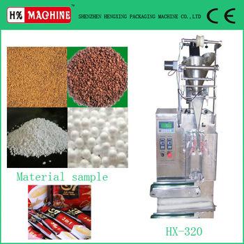 Granule Packaging Machinery