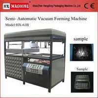 Blister Food Packaging Machinery