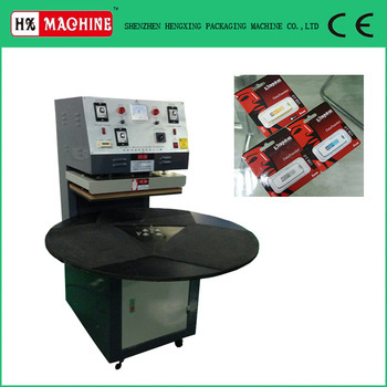 Blister Package Machine
