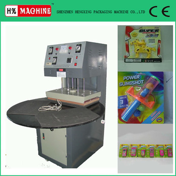 Blister Pack Sealing Machine