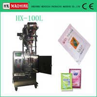 Ce Approved Liquid Sachet Filling Machine