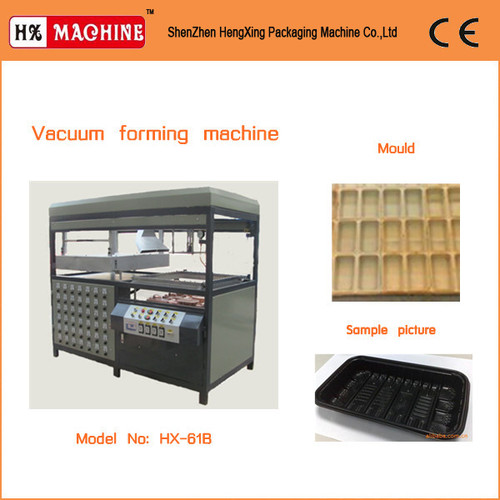 Food Tray Forming Machine