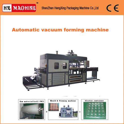 Automatic Vaccum Forming Machine