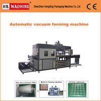 Automatic Vaccum Forming Machine