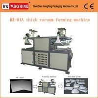 Thick Vacuum Forming Machine
