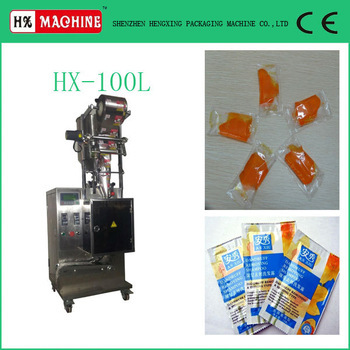 Liquid Pouch Filling Machine