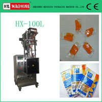 Liquid Pouch Packaging Machinery