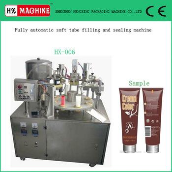 Plastic Filling Machine