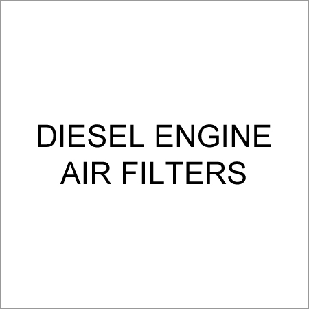 Diesel Engine Air Filters