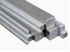 Aluminum Square Bar