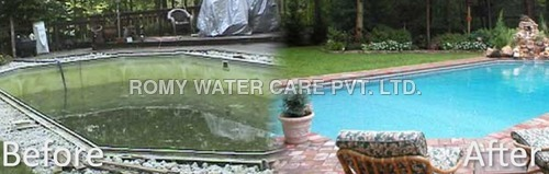 Swimming Pool Repair Services
