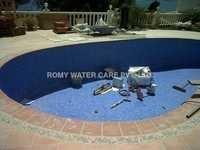 Swimming Pool Maintenance work