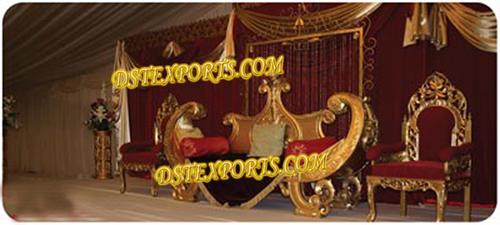 Asian Wedding Royal Furniture Set