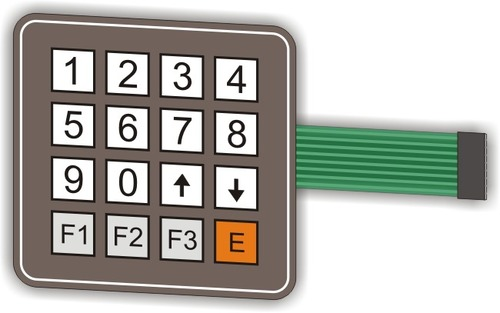 Standard Matrix Keypad