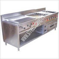Multipurpose Cooking Gas Ranges