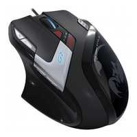 Genius DeathTaker Wired Gaming Mouse (Black)