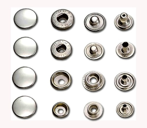Zinc Alloy Snap Button