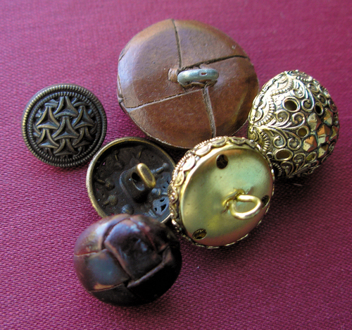 Large Shank Buttons