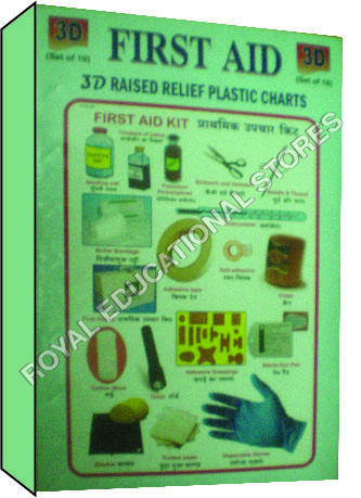3D CHARTS-FIRST AID