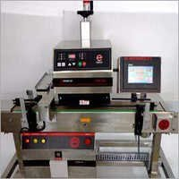 PLC Touch Induction Cap Sealing Machine