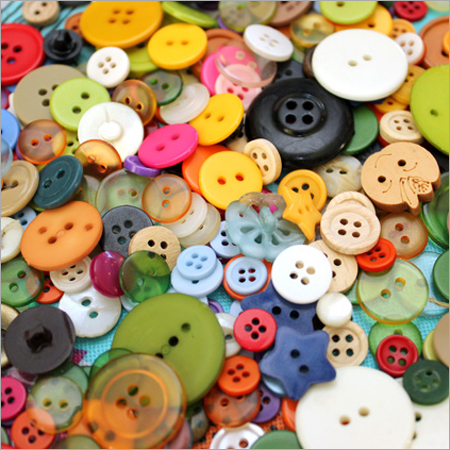 Apparel Colored Buttons