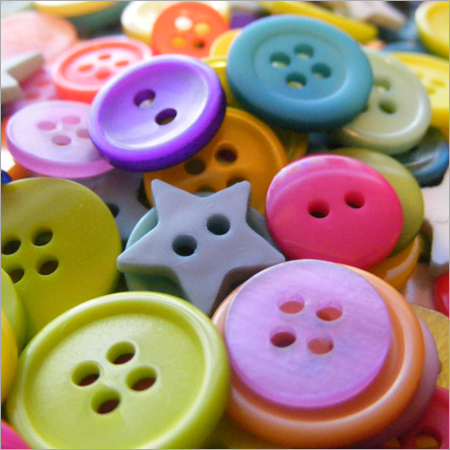 Fancy Shaped Buttons
