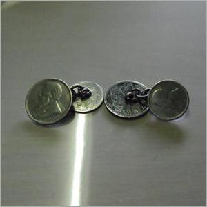 Designer Metal Buttons