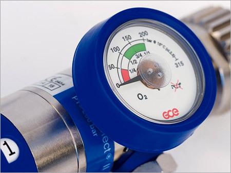 High Pressure Medical Regulators
