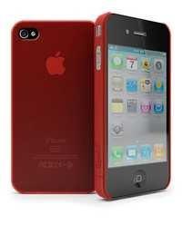 Cygnett Frost Hard Case For iPhone 4 (Black)