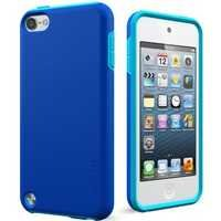 Cygnett PlayUp Playful Two Tone Case for iPod Touch 5 (Blue)