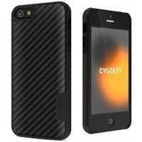 Cygnett Urban Shield Metal Case for iPhone 5 (Carbon Fiber)
