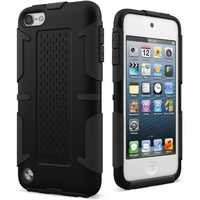 Cygnett Workmate Case for iPod Touch 5 (Greyscale/Black)