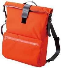 Elecom BM-CA39DR Undress 3 Way Carry Bag (Orange)