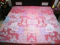 Super Silk Bedsheets Fabric