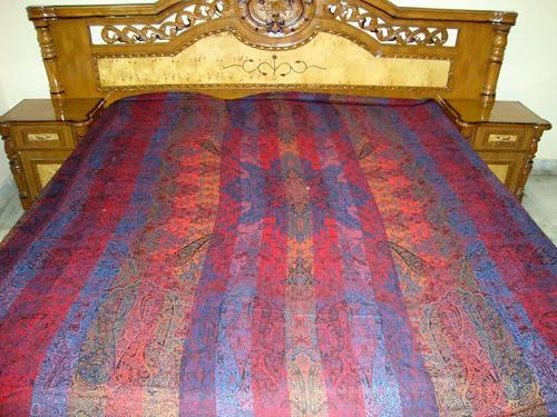 Multicolour Bedspreads Fabric