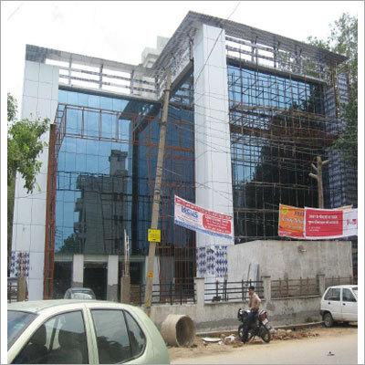 Corporate Building Glazing