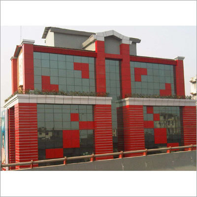 Building Wall Cladding