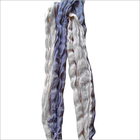 Plain cotton scarves
