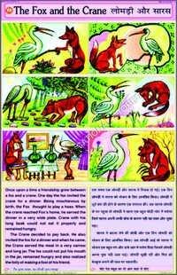 CHARTS-MORAL STORIES