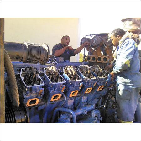Industrial Generator Power Supplies