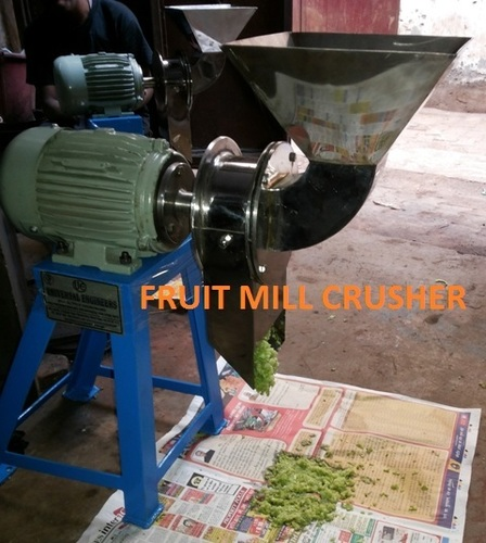 Fruit Mill Crushing Machines